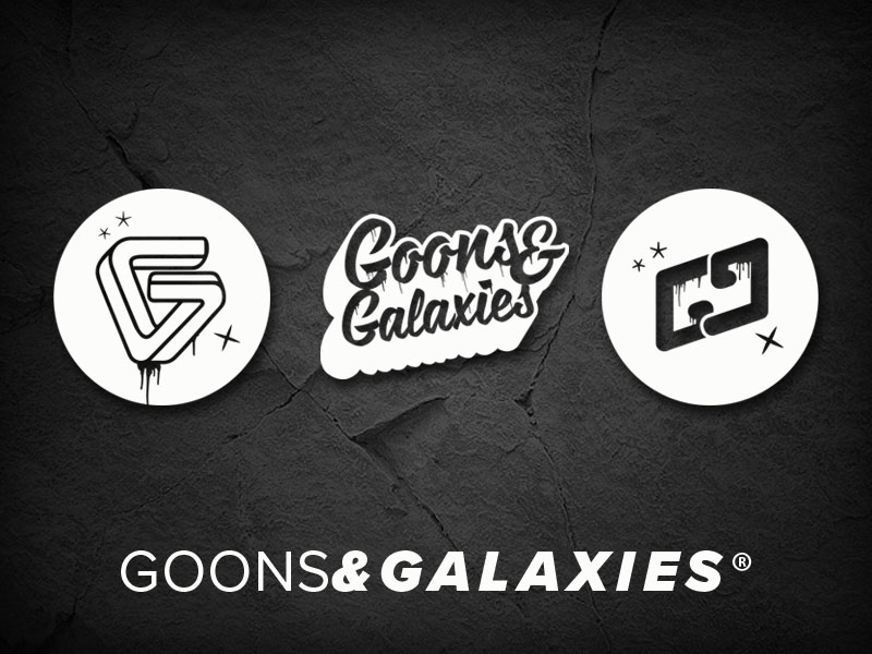 Goons & Galaxies Branding