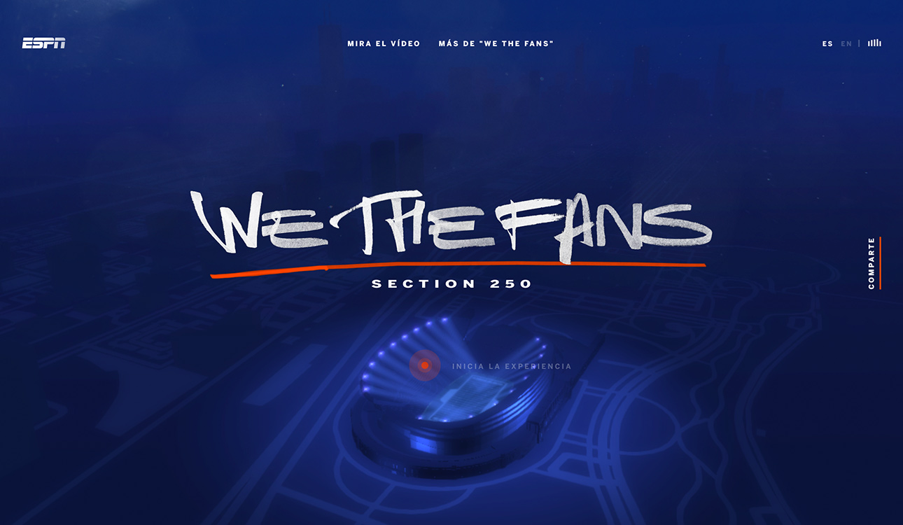We The Fans