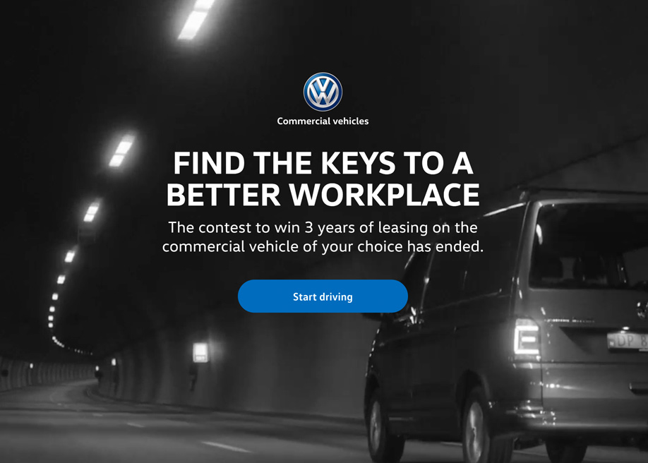 Volkswagen - Keys to a better workplace