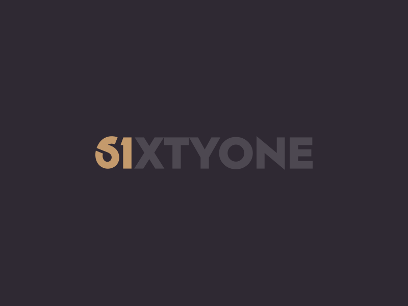 Logo SixtyOne