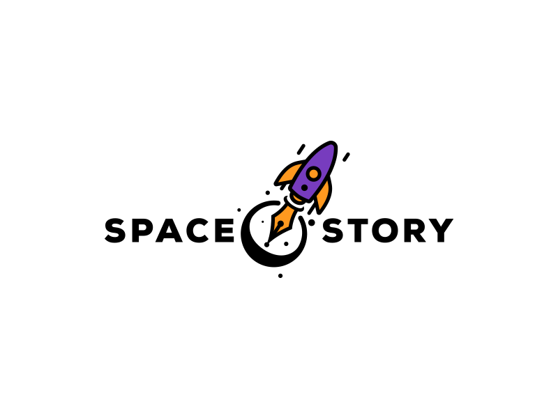 Logo Space Story